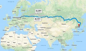 Μη σου τύχει: Εκτός έδρας ματς πρωταθλήματος στη Ρωσία σε απόσταση… 10.000 χλμ!