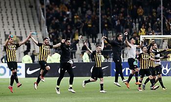 Η ΑΕΚ έδειξε και χθες γιατί της ανήκει το πρωτάθλημα