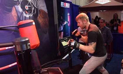 Η προπόνηση της πυγμαχίας ανέβηκε επίπεδο: Δείτε το πρώτο ρομπότ-σάκος! (video)
