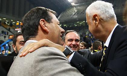 Ήδη από τους πιο μεγάλους στην ιστορία της μπασκετικής ΑΕΚ οι Αγγελόπουλος-Σάκοτα
