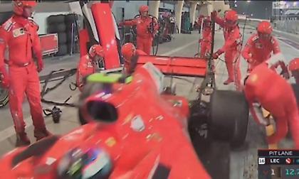 Σοβαρός ο τραυματισμός του μηχανικού της Ferrari