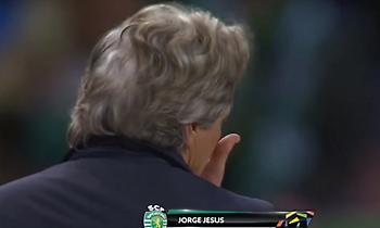 Δάκρυσε ο Ζεσούς στον ύμνο της Σπόρτινγκ (video)