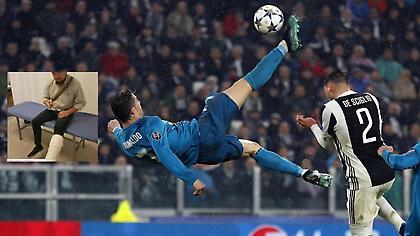 Ήθελε να το… παίξει Ρονάλντο και έσπασε το πόδι του! (video)