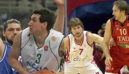Οι «σκούπες» στα playoffs της Ευρωλίγκα: Κορυφαίοι ΤΣΣΚΑ και Ζοτς!