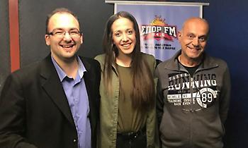 Χριστοδούλου στον ΣΠΟΡ FM: «Μοναδικές και αξέχαστες στιγμές αυτές που ζήσαμε»