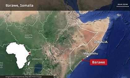 Έκρηξη βόμβας σε γήπεδο της Σομαλίας, πέντε νεκροί!