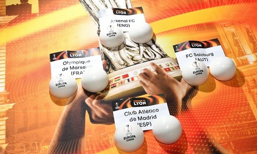 Τιτανομαχία Άρσεναλ-Ατλέτικο στα ημιτελικά του Europa League