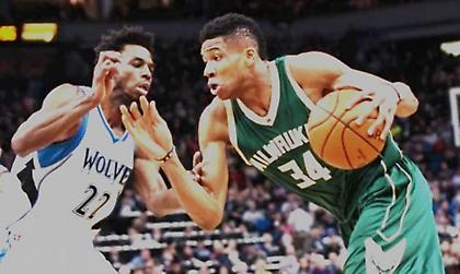 Ρεκόρ… ξένων στα playoffs του NBA