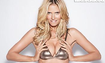 Οι παπαράτσι τσάκωσαν topless τη Heidi Klum