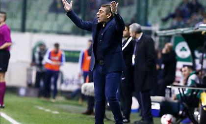 Παντελίδης: «Είχαμε τον έλεγχο, αλλά αυτά έχει το ποδόσφαιρο»