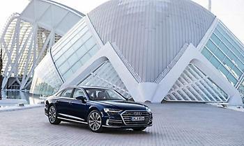 Audi A8, «Παγκόσμιο Πολυτελές Αυτοκίνητο»
