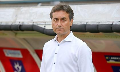 Χατζηνικολάου: «Συγχαρητήρια στους παίκτες μου αλλά και στην ΑΕΚ»
