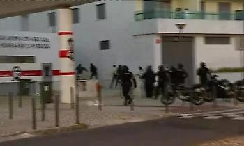 Επεισόδια με τραυματίες και συλλήψεις οπαδών της Μπενφίκα μετά το ντέρμπι με την Πόρτο!