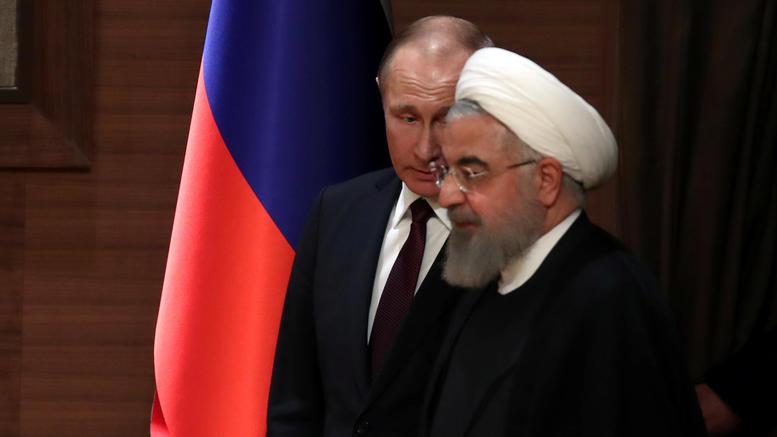 Πούτιν και Ροχανί: Εάν συνεχιστούν οι επιθέσεις θα υπάρξει χάος