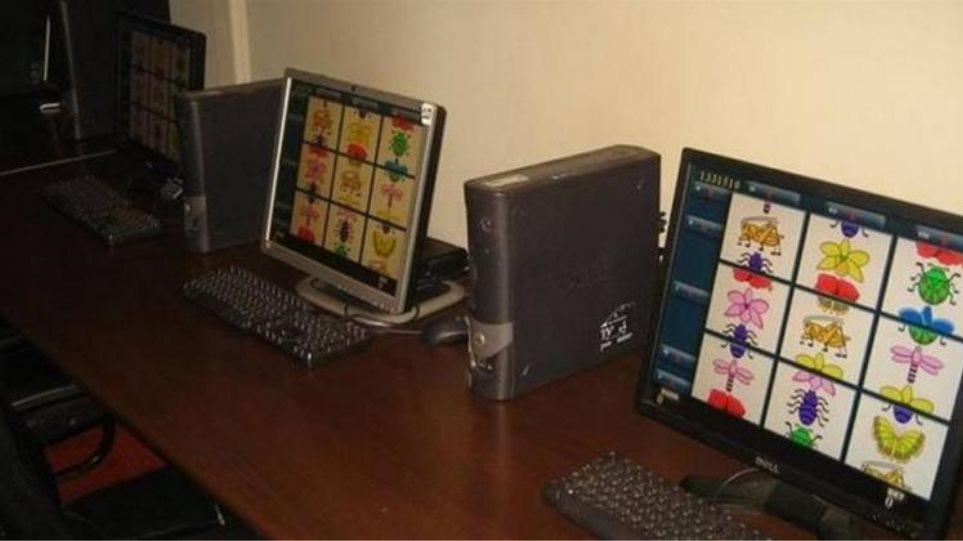Ίντερνετ καφέ λειτουργούσε ως καζίνο στην Κατερίνη