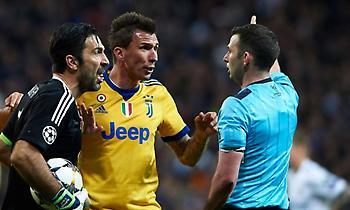 Καταδίκασε η UEFA τις απειλές στον διαιτητή Όλιβερ και τη σύζυγό του