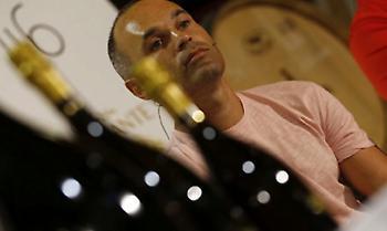 Το κρασί στέλνει τον Ινιέστα στην Κίνα