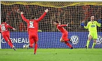 Έγραψε ιστορία η Λε Ερμπιέρ, στον τελικό του γαλλικού Κυπέλλου