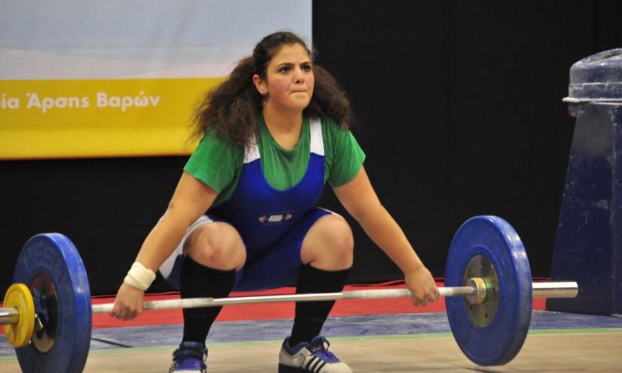 Η Αριδαία είναι πανέτοιμη για τα Πανελλήνια Πρωταθλήματα άρσης βαρών