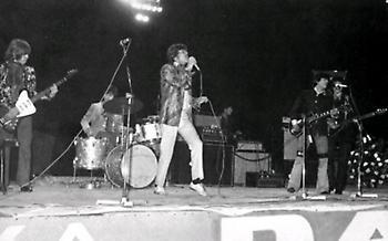 Η επεισοδιακή συναυλία των Rolling Stones στο γήπεδο του Παναθηναϊκού