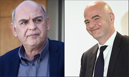 Είπε ο Γραμμένος στον Ινφαντίνο ότι ο Τζανετόπουλος γέλαγε;