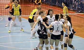 Οι MVP  των ημιτελικών της Volleyleague
