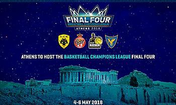 Οι διαιτητές του Final 4 του BCL-Κανένας Έλληνας στη λίστα