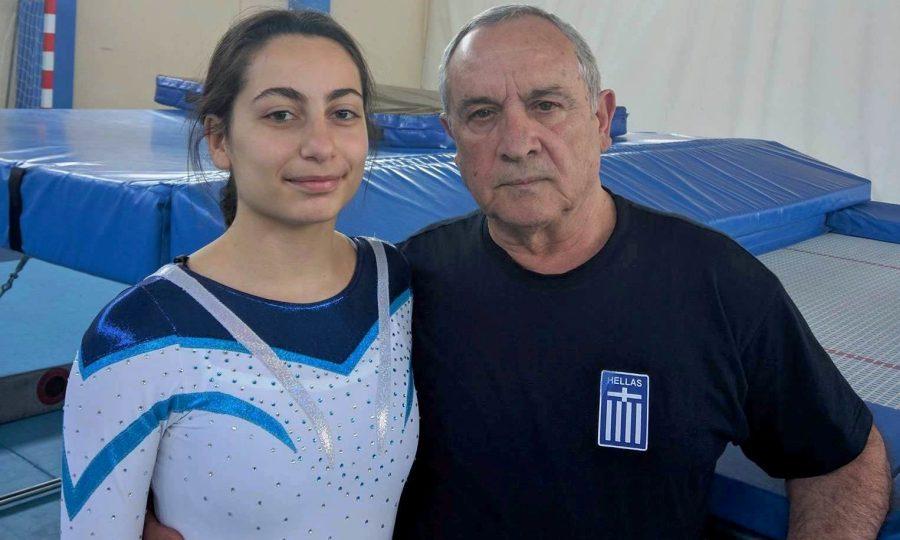 Στους Ολυμπιακούς Νέων η Σακελλαρίδου