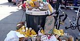 Οι Αμερικανοί πετούν στα σκουπίδια 150.000 τόνους τροφίμων την ημέρα