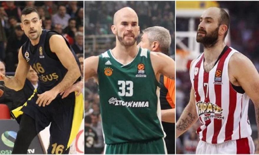 Οι Έλληνες γκαρντ… πρωταγωνιστές στα playoffs!