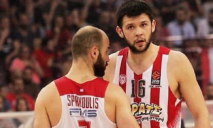 Ώρα Ολυμπιακού: 10,00 να το πάρει στο Βελιγράδι