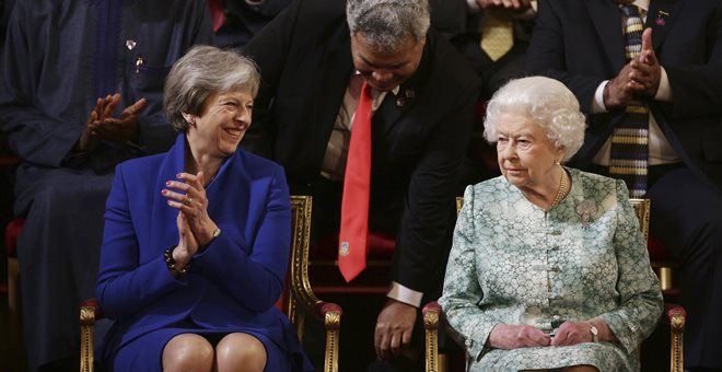 Επίσημη έναρξη της συνόδου της Κοινοπολιτείας από τη βασίλισσα Ελισάβετ