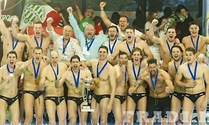 Στη Φερεντσβάρος το Euro Cup πόλο