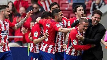 Λειψή αγωνιστική στη La Liga