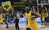 Τζέιμς στο sport-fm.gr: «Δεν σκέφτομαι ακόμη τον τελικό! Να γεμίσει ο κόσμος της ΑΕΚ το ΟΑΚΑ»