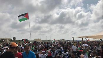 Οι Ισραηλινοί σκότωσαν Παλαιστίνιο που έβαλε φωτιά σε ελαστικά