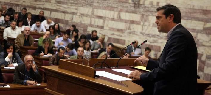 Ο Τσίπρας συγκαλεί και την Κοινοβουλευτική Ομάδα-για οικονομία και εθνικά