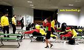 Απίστευτη ταλαιπωρία για το χάντμπολ της ΑΕΚ: Έμεινε καθηλωμένη στη Λισαβόνα