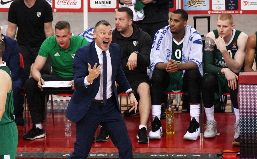 Γιασικεβίτσιους: «Δεν ήταν 50-50 η διαιτησία και δεν είχαμε τον σεβασμό που θέλαμε»