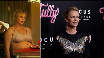 Πριν και μετά: Η σοκαριστική μεταμόρφωση της πανέμορφης Σαρλίζ Θερόν