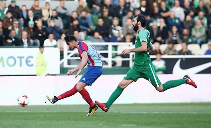 Ντουρμισάι: «Τελικός το ματς με τον Παναθηναϊκό»