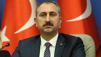 Επιστολή Τούρκου υπουργού Δικαιοσύνης σε Κοντονή για τους 8 στρατιωτικούς