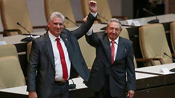Μιγκέλ Ντίας Κανέλ: Ενας πρόεδρος που δεν είναι Κάστρο