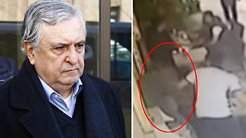 Η στιγμή της δολοφονίας του Τούρκου πρώην υπ. Άμυνας