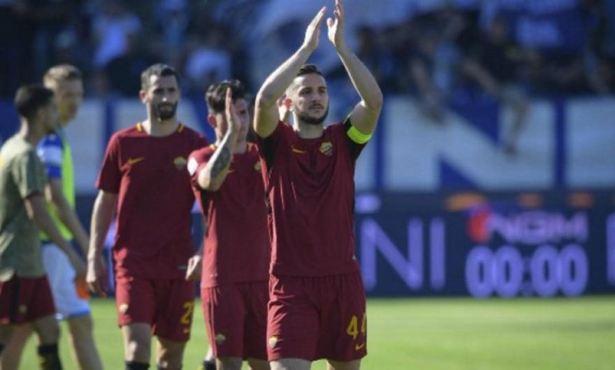 Capitano στη Ρόμα ο… περήφανος Μανωλάς (pic)