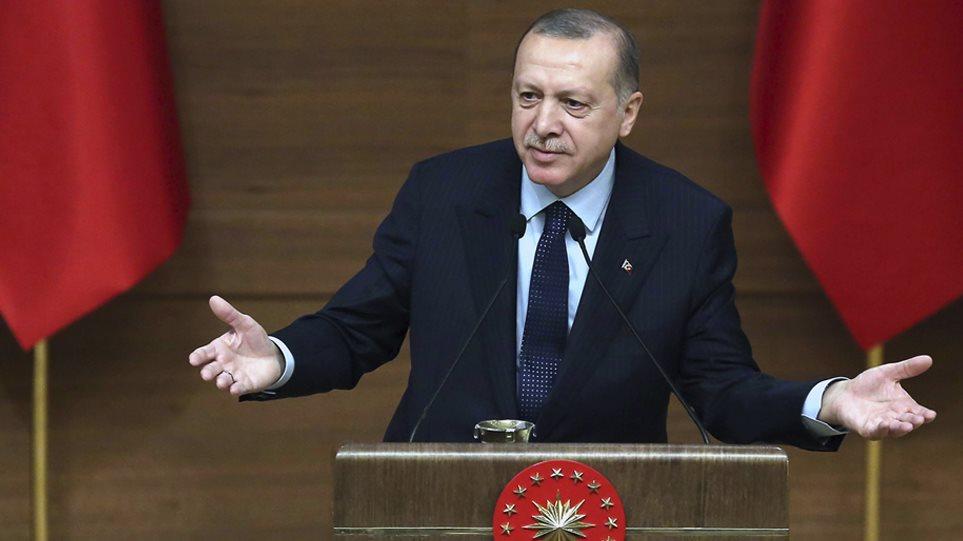 Ξαφνικά... στροφή 180 μοιρών από Ερντογάν: Θέλουμε ειρήνη με την Ελλάδα, δεν θέλουμε άλλες εντάσεις