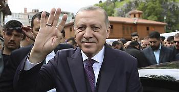 Ερντογάν: Εμείς δεν επιθυμούμε να ανέβει το θερμόμετρο στο Αιγαίο