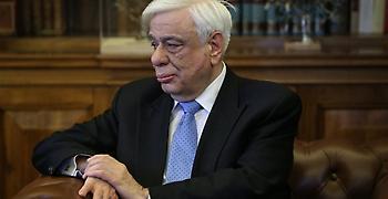 Παυλόπουλος: Αδιανόητες και λυπηρές οι δηλώσεις Ερντογάν περί ανταλλαγής