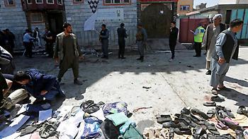 Το ISIS ανέλαβε την ευθύνη για το μακελειό στην Καμπούλ