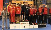 Πρωτιά και στο ομαδικό νέων ο Σγουρόπουλος στο τουρνουά του Βελγίου